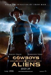 Cowboys Aliens สงครามพันธุ์เดือด คาวบอยปะทะเอเลี่ยน